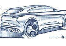 Alfa Romeo's volgende project is een grote hybride SUV