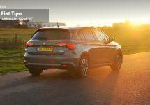 Fiat Tipo diesel is ideale dagelijkse partner voor op de weg
