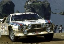 Clarkson roemt Rally-geschiedenis Lancia in docu over 037
