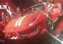 Ferrari 488 'GTO' klaar voor onthulling