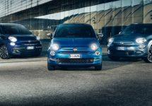 Fiat presenteert 500, 500L en 500X Mirror editie
