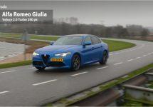 Alfa Romeo Giulia Veloce is de best wensbare auto