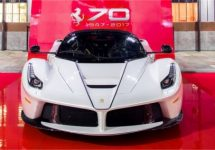 2017 was opnieuw record verkoopjaar voor Ferrari