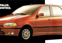 Fiat Palio na 22 jaar met pensioen