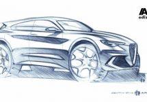 B-SUV van Alfa Romeo heet Rombo?