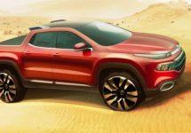 Fiat werkt aan middelgrote Pick-up