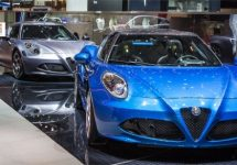 Alfa Romeo 4C Coupé Competizione en Spider Italia