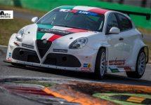 Fabrizio Giovanardi terug op het circuit met Alfa Romeo