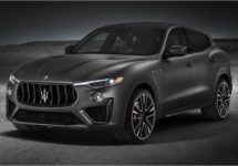 Maserati Levante Trofeo onthuld in New York