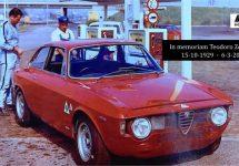Autodelta legende Teodoro Zeccoli overleden