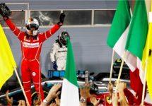 Marchionne blij met seizoensstart Ferrari in F1