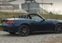Abarth 124 Spider 6AT: Puur en onbevangen