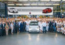 Fiat 500 tikt 2 miljoen aan