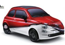 Eerste glimp nieuwe Fiat 500 op 4 juli?