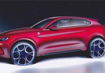 Presentatie C-segment SUV van Alfa Romeo in 2019