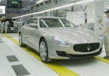 FCA wil in Italië alleen nog luxe auto's bouwen