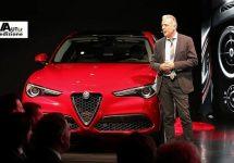 Fedeli over de vertraagde lancering van Alfa Romeo-modellen