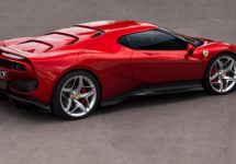 Ferrari SP38 mooiste one-off tot nu toe?