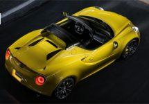 Alfa Romeo stopt met 4C Coupé en update de Spider