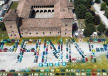 Fiat Panda recordmeeting: 367 exemplaren en de nieuwe Waze