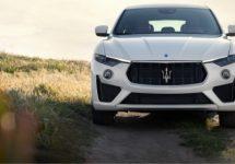 Nieuwe Maserati Levante GTS gepresenteerd op Goodwood