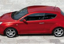 Alfa Romeo MiTo uit productie