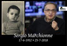 Sergio Marchionne is niet meer