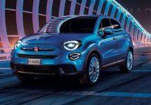 Vernieuwde Fiat 500X klaar voor marktdebuut
