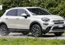 Marktdebuut update Fiat 500X een feit