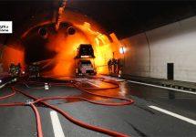 Nieuwe Fiat's vatten vlam in dramatische week op Italiaanse wegen