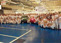 Laatste Fiat Punto van de band, einde van een tijdperk