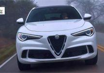 Presenteert Alfa Romeo eind 2019 een grote SUV?
