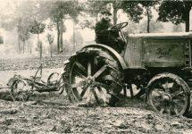 CNH Industrial en New Holland vieren 100 jaar Fiat Trattori