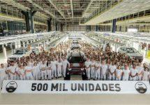 Nieuwe Braziliaanse FCA-fabriek al op half miljoen auto's