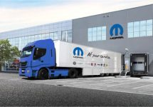 Oude Fiat-fabriek Rivalta wordt logistiek centrum van Mopar