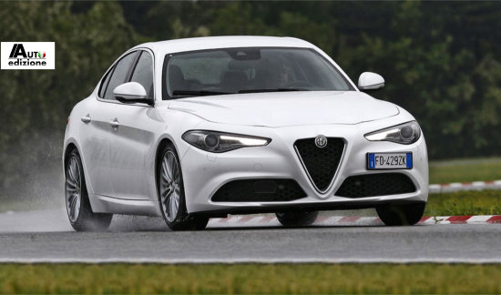 alfa giulia 1 3 en stelvio mild hybrid in 2019 in productie auto edizione. Black Bedroom Furniture Sets. Home Design Ideas