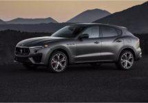 Maserati lanceert gelimiteerde Levante Gransport Vulcano