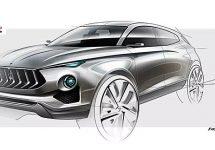 Komst kleine Maserati SUV in 2020 officieel bevestigd