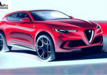 Concept van Alfa Romeo in Genève vrijwel zeker
