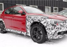 Nieuwe editie Alfa Romeo Stelvio gespot
