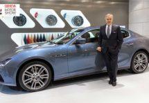 Nieuwe benzinemotor en hybride voor Maserati