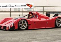 Ferrari's revanche uit 1994 genaamd 333 SP