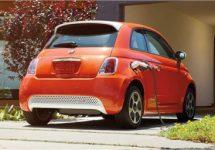 Toont Fiat elektrische 500 al in juli?