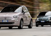 Fiat past 500-gamma aan