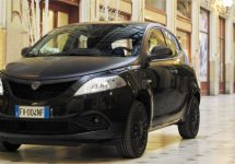 Lancia Ypsilon Black and Noir is geen rouwkrans