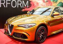 Alfa Romeo dominant tijdens Mille Miglia 2019