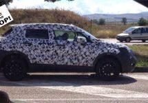 Hybride Fiat 500X en Sport naderen debuut?