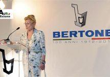 Dood weduwe Bertone einde van een tijdperk