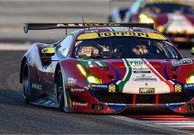 Ferrari eindelijk weer winnaar in Le Mans GTE Pro