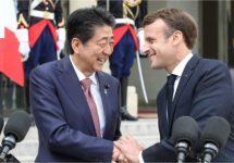Macron maakt fusie Renault-FCA voorlopig onwaarschijnlijk